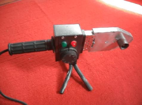 Полипропиленовый паяльник для сварки труб и фитингов