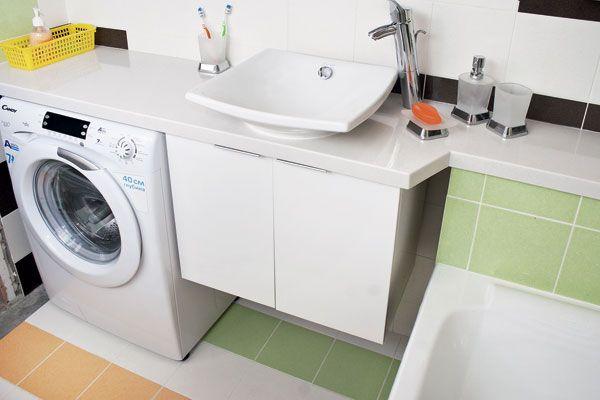 Какая столешница под раковину для ванной комнаты лучше и насколько сложно сделать недорогую столешницу своими руками