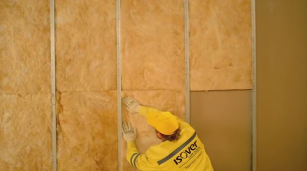 Изовер звукозащита и прочие популярные материалы для утепления и звукопоглощения в домах и квартирах
