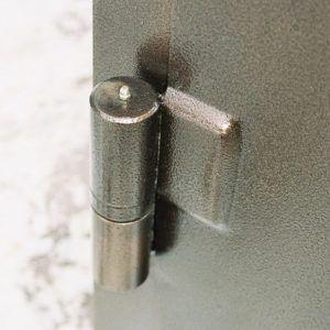 Металлическая дверь своими руками под ключ – проектирование, сборка и монтаж за 9 шагов