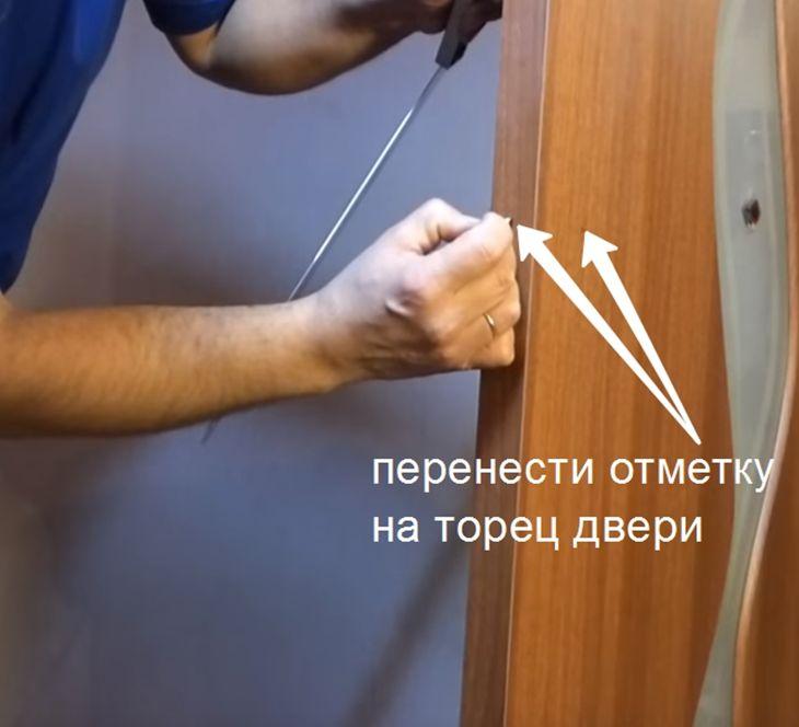 Как врезать замок в межкомнатную дверь – выбор и пошаговый монтаж 2 вариантов запорных механизмов