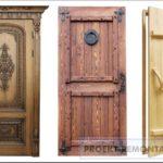 Как сделать дверь своими руками – 2 способа доступных любителю