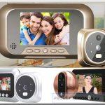 Как выбрать видеоглазок – характеристики, установка и ТОП 10 моделей