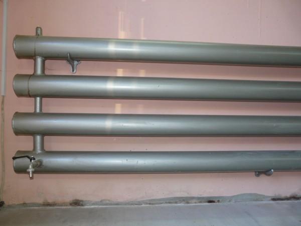 Радиатор из труб