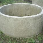 Как сделать бетонное кольцо своими руками
