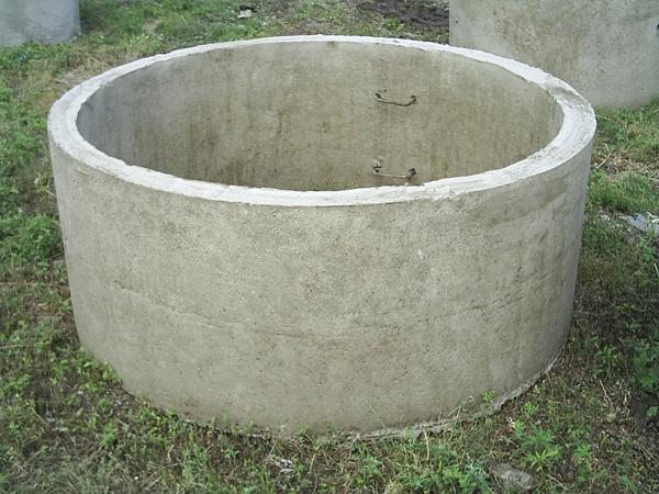 Бетонное кольцо