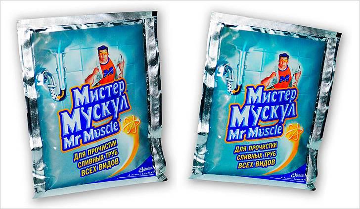 Мистер мускул сухой