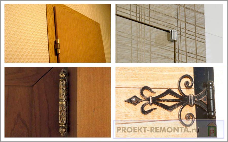 Дизайн дверных навесов