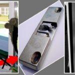 Защелка на пластиковую балконную дверь – виды и 2 варианта монтажа своими руками
