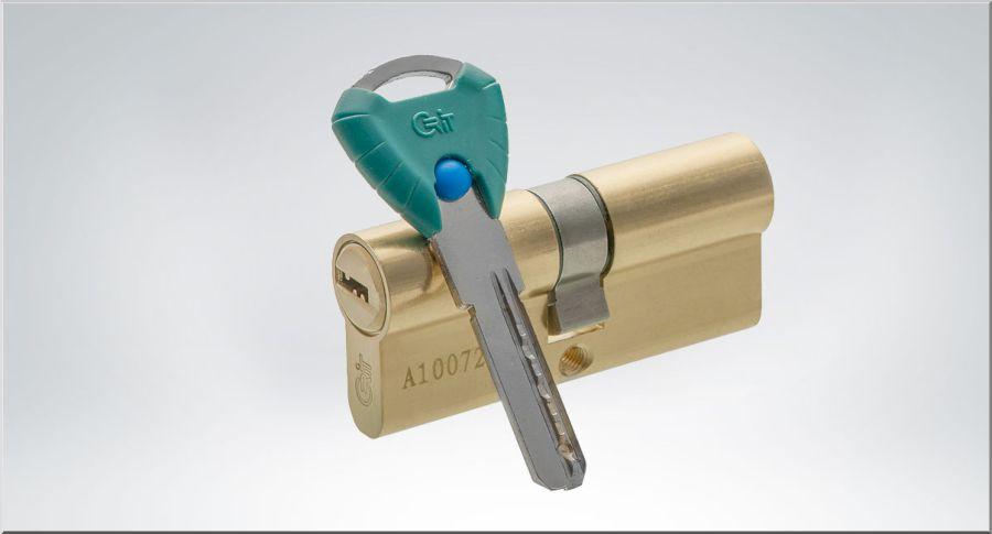 Штифтовая головка с ключом