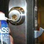 Смазка для замков входных дверей – 8 проверенных составов