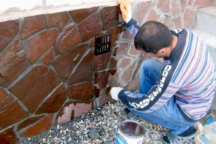 Как лакировать камень